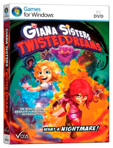 Black Forest Games Giana Sisters: Twisted Dreams