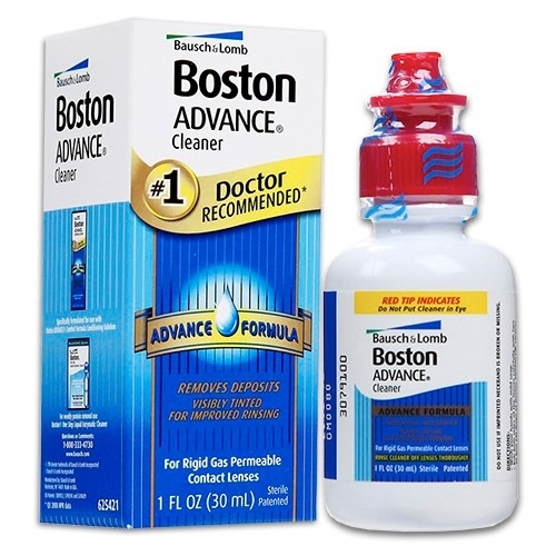 Раствор Boston (Bausch & Lomb) Advance Cleaner