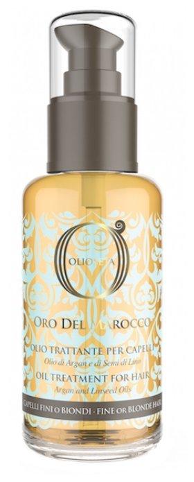 Barex Olioseta Oro del Marocco Масло блонд