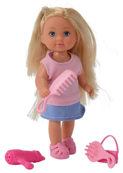 Кукла Simba Еви с аксессуарами 12 см 5734830