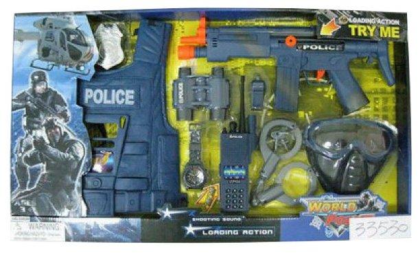 Игровой набор Shantou Gepai Полиция YG93090