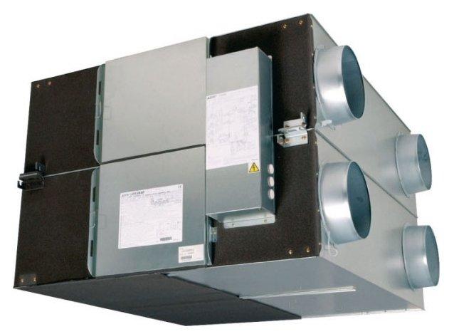 Вентиляционная установка Mitsubishi Electric Lossnay LGH-200RVX-E