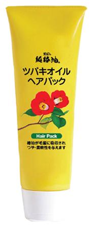 Kurobara Tsubaki Oil Маска для поврежденных волос