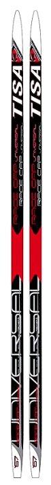 Беговые лыжи Tisa Race Cap Universal Jr