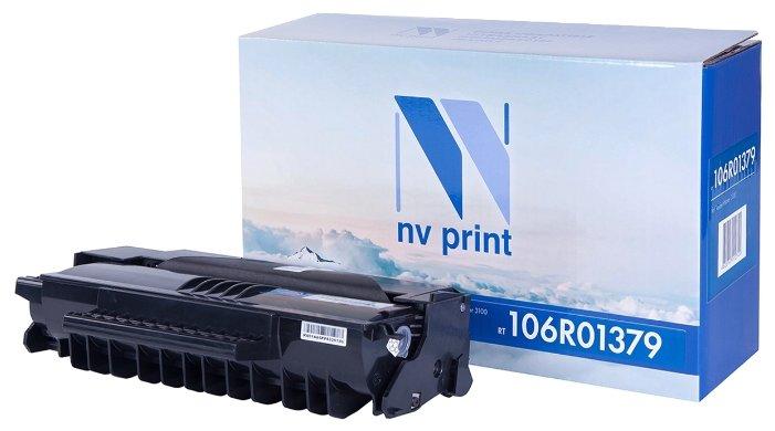 Картридж NV Print 106R01379 для Xerox