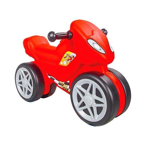 Купить Каталка-толокар pilsan Mini Moto (06809) со звуковыми эффектами красный, Каталки и качалки