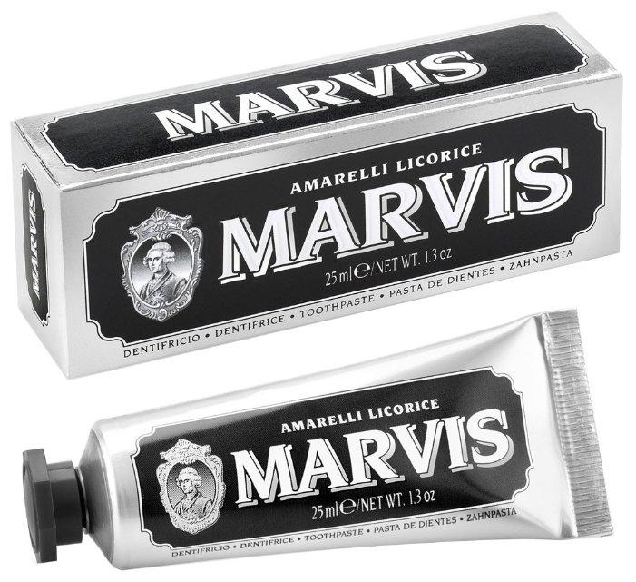 Зубная паста MARVIS Лакрица Амарелли, 25 мл
