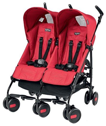 Прогулочная коляска Peg-Perego Pliko Mini Twin