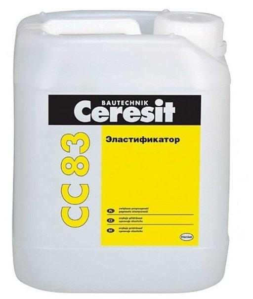 Добавка пластификатор Ceresit СС 83 5 л