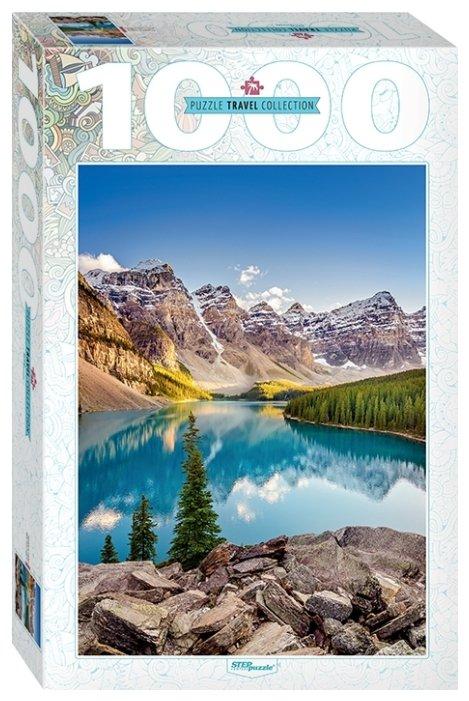 Пазл Step puzzle Travel Collection Озеро в горах (79120), 1000 дет.
