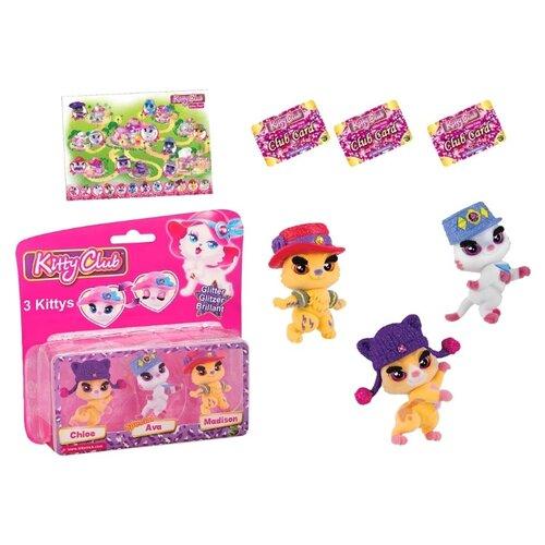 Купить Игровой набор Filly Kitty Club M340046-3850, Игровые наборы и фигурки
