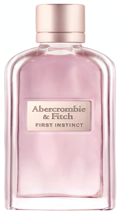 Парфюмерная вода Abercrombie & Fitch First Instinct Woman — купить по выгодной цене на Яндекс.Маркете