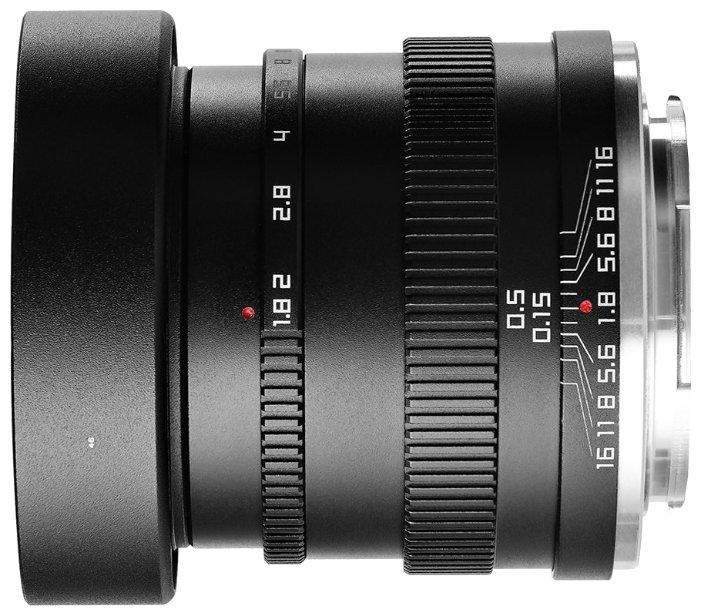 Объектив SainSonic 22mm f/1.8 Fuji X