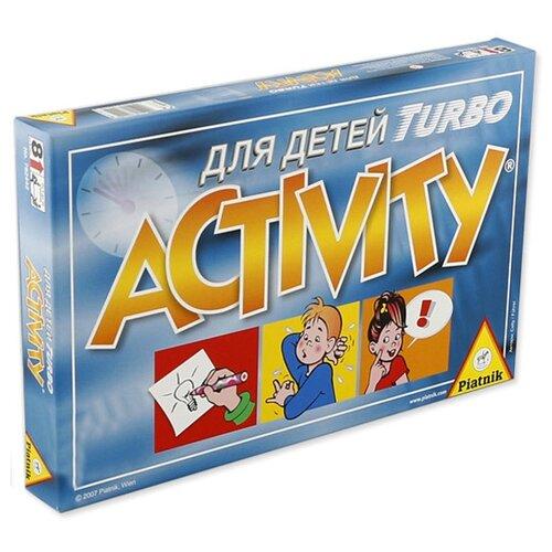 Настольная игра Piatnik Активити. Турбо для детей