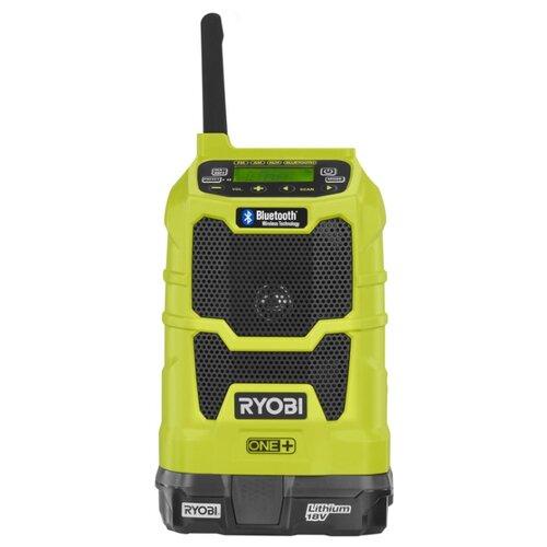 Радиоприемник RYOBI R18R-0 зеленый цена 2017