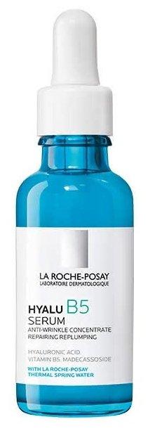 La Roche-Posay Hyalu B5 Serum Концентрированная сыворотка для лица против морщин для повышения упругости, тонуса и эластичности кожи