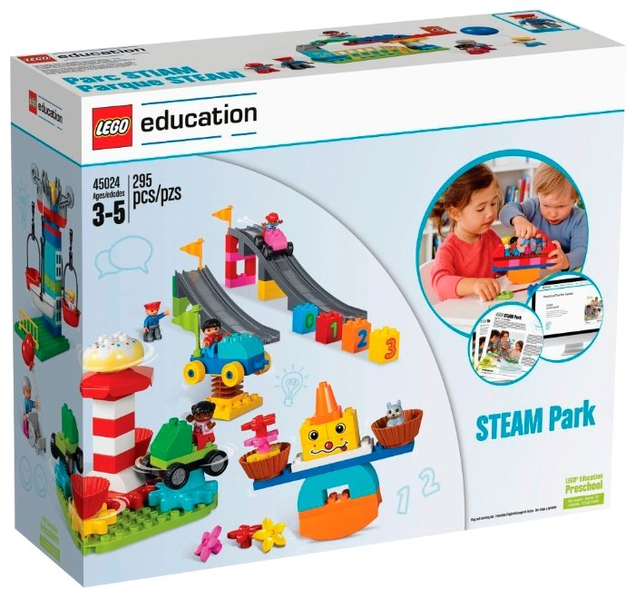 Конструктор LEGO Education PreSchool DUPLO Планета STEAM 45024