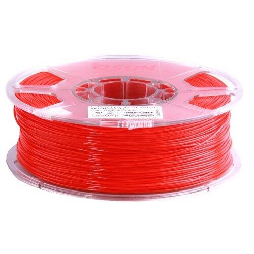 ABS+ пруток ESUN 1.75 мм красный 1 кг
