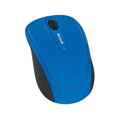 Мышь Microsoft Wireless Mobile Mouse 3500 Limited Edition Cobalt Blue USB