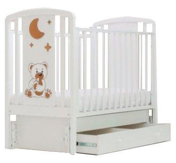 Кроватка Angela Bella Жаклин (маятник)