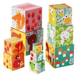 Кубики-пазлы DJECO Лес