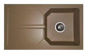 Врезная кухонная мойка БелЭворс BRAVO 75.5х43.5см полимер