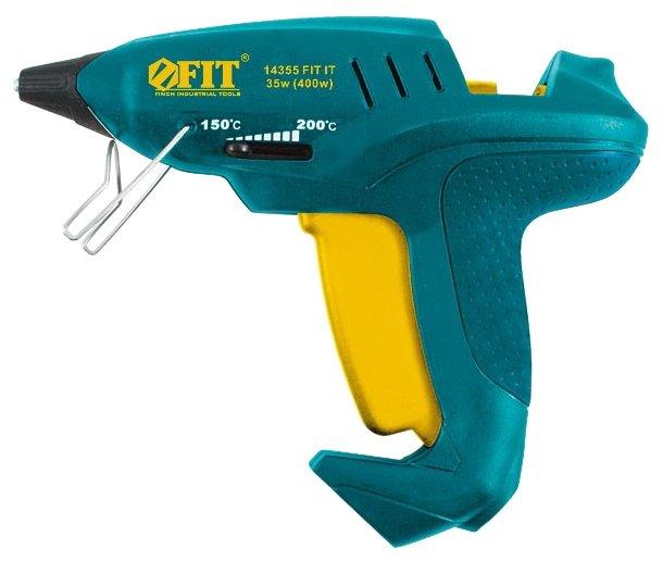Клеевой пистолет FIT 14355