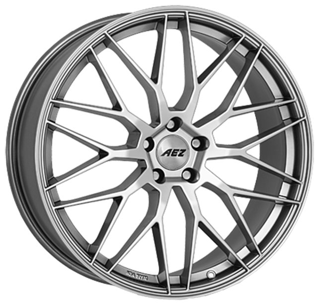 Колесный диск AEZ Crest 7.5x17/5x112 D70.1 ET48 High Gloss
