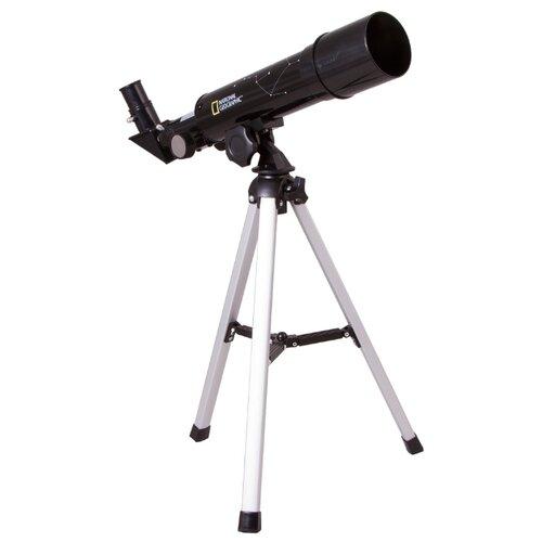 Телескоп BRESSER National Geographic 50/360 AZ черный