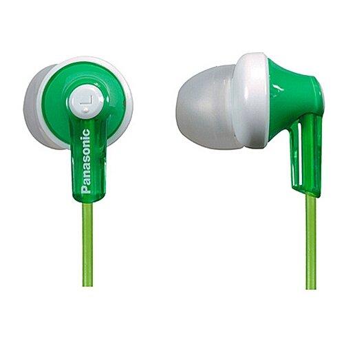 Наушники Panasonic RP-HJE118 зеленый
