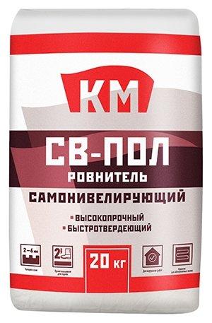 Финишная смесь КМ СВ-пол