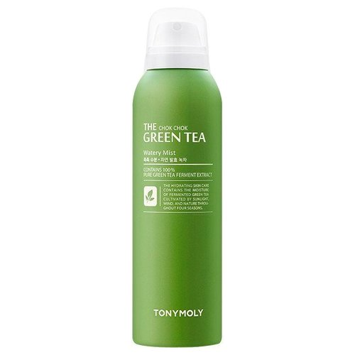 TONY MOLY Мист The Chok Chok Green Tea Watery 150 мл it s skin тонер green tea watery
