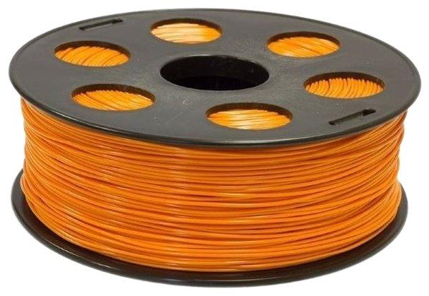 PLA пруток 3Dquality 1.75 мм оранжевый