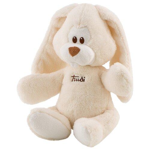 Мягкая игрушка Trudi Заяц Вирджилио кремовый 36 см балдахин baby expert abbracci trudi кремовый нейлон