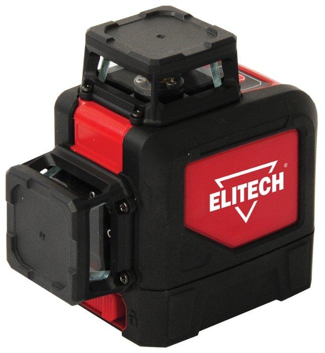 Лазерный уровень ELITECH ЛН 360/2-ЗЕЛ