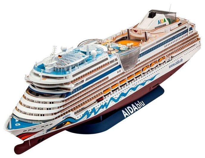 Сборная модель Revell Cruiser Ship AIDAblu, AID... — купить по выгодной цене на Яндекс.Маркете
