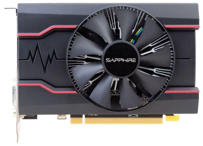 Видеокарта Sapphire Pulse Radeon RX 550 1071Mhz PCI-E 3.0 4096Mb 6000Mhz 128 bit DVI HDMI HDCP
