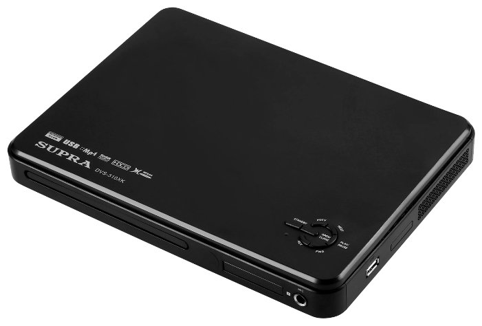 SUPRA DVD-плеер SUPRA DVS-310XK