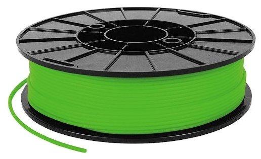 NinjaFlex SemiFlex пруток NinjaTek 1.75 мм зеленый