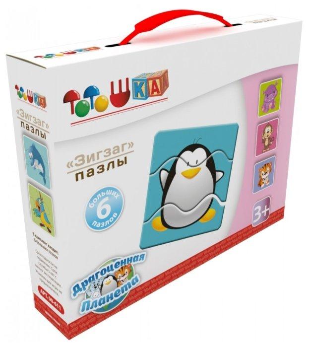 Набор пазлов Тотошка Зигзаг Пингвиненок (тт00-611)