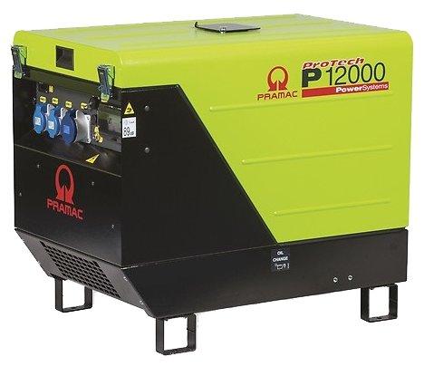 Бензиновая электростанция Pramac P12000 3