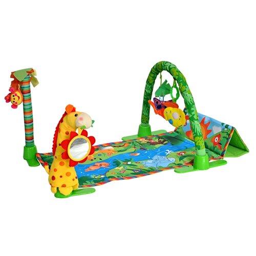 Развивающий коврик everflo Райский сад (HS0263123), Развивающие коврики  - купить со скидкой