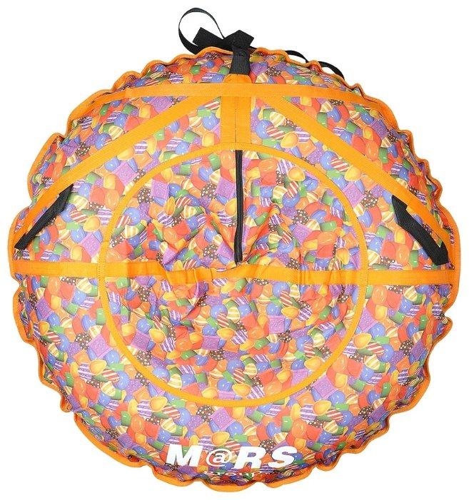 Тюбинг Mars Конфеты 110 см