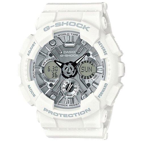 цена Наручные часы CASIO GMA-S120MF-7A1 онлайн в 2017 году