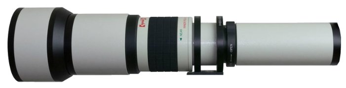 Объектив Opteka 650-2600mm f/8-16 Canon EF