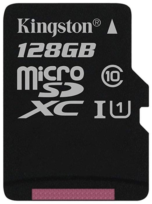 Карта памяти Kingston SDCS/128GBSP