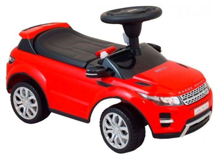 Каталка-толокар VIP Toys Range Rover Evoque (348) со звуковыми эффектами