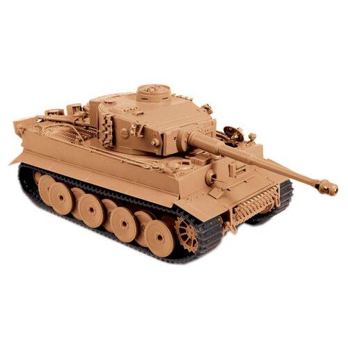 Сборная модель ZVEZDA Немецкий тяжелый танк Т-VI Тигр (3646) 1:35 сборная модель звезда zvezda советский тяжелый танк т 35 5061