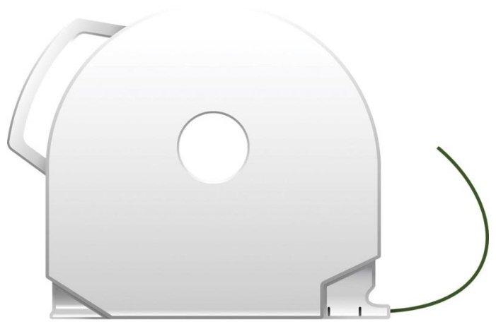 PLA пруток 3D Systems CubePro 1.75 мм лесной зелёный