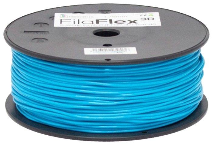 FilaFlex пруток BQ 1.75 мм синий (sapphire blue)